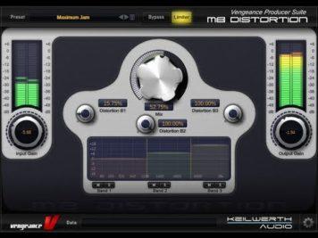 Vengeance Producer Suite – Essential FX Bundle – Multiband Distortion