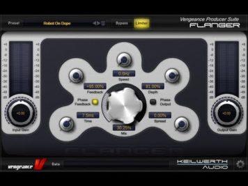 Vengeance Producer Suite – Essential FX Bundle – Flanger