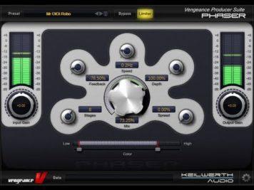 Vengeance Producer Suite – Essential FX Bundle – Phaser