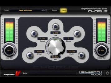 Vengeance Producer Suite – Essential FX Bundle – Chorus