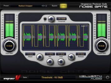 vengeance producer suite essenti 5 - Vengeance Producer Suite - Essential Effects Bundle 2 - VPS Noise Gate
