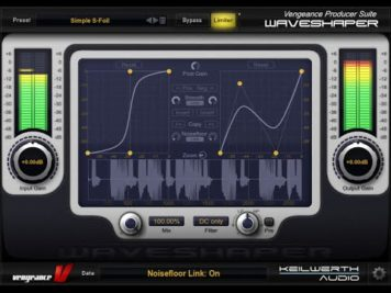 Vengeance Producer Suite – Essential Effects Bundle 2 – VPS Waveshaper