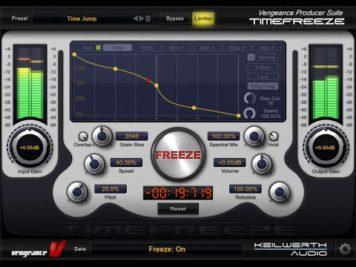 vengeance producer suite essenti - Vengeance Producer Suite - Essential Effects Bundle 2 - VPS Timefreeze