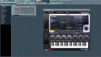 Vengeance Producer Suite – Metrum – recreated songs by Tobey M