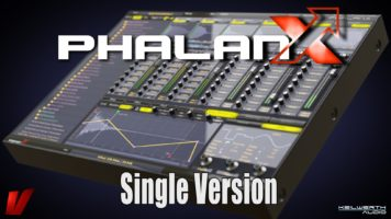 vengeance producer suite phalanx 13 - Vengeance Producer Suite - Phalanx Tutorial Video: 10 Single Version