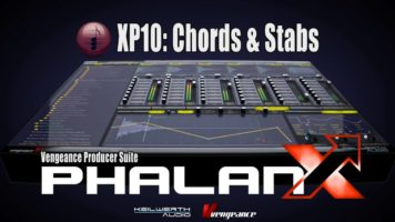 Vengeance Producer Suite – Phalanx XP10 Chords & Stabs