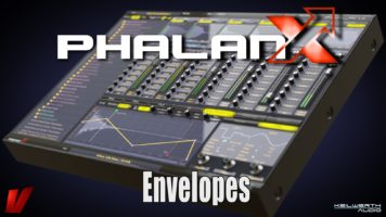 Vengeance Producer Suite – Phalanx Tutorial Video: 03 Envelopes