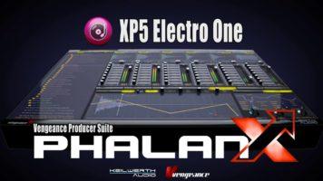 vengeance producer suite phalanx 7 - Vengeance Producer Suite - Phalanx XP5: Electro One Demo