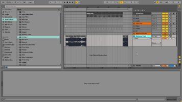 Volt & State, Sam Void, Avedon – Hold On (Ableton 9 Remake + ALS)