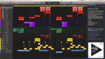 Tropical Pop Logic Pro X Template Feel High