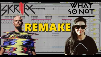 what so not skrillex goh id able - What So Not & Skrillex - GOH (ID) (Ableton Remake)