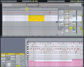 Zedd – Spectrum (Ableton Live Remake) part.1