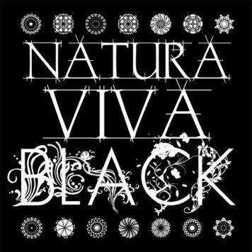 Natura Viva Black - Techno - Italy
