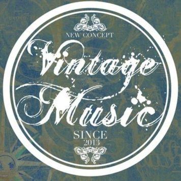 Vintage Music Label - Deep House