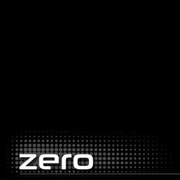 ZERO - Tech House - Spain