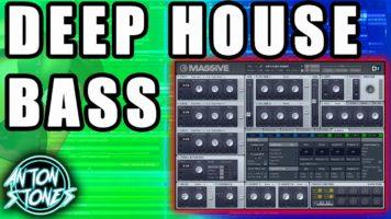 como fazer um bass de house no m - COMO FAZER UM BASS DE HOUSE NO MASSIVE FL STUDIO 20