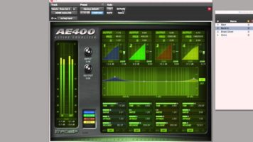 mcdsp ae400 active eq review - McDSP AE400 Active Eq Review